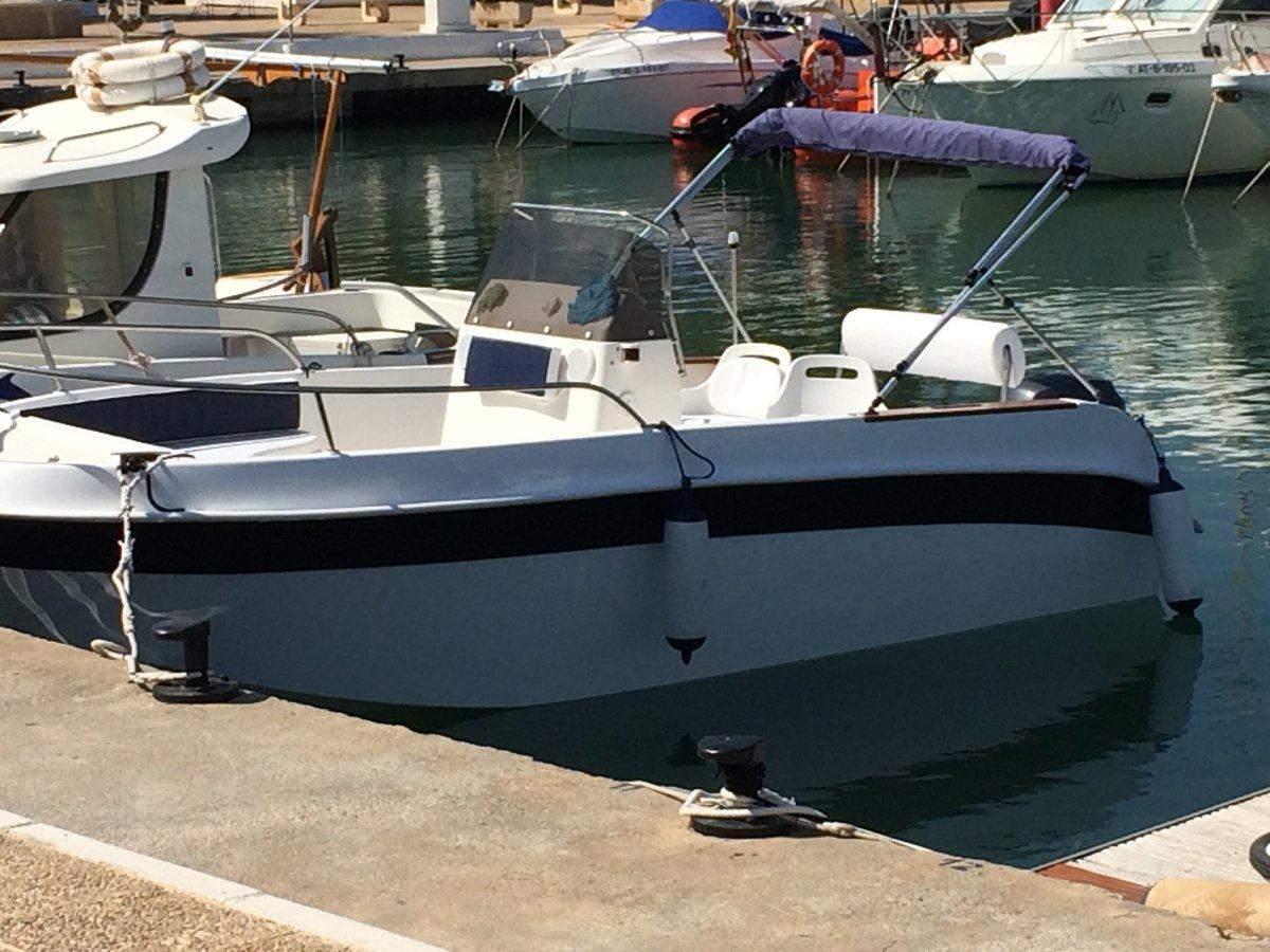 Excursion en barco a la Isla de Benidorm