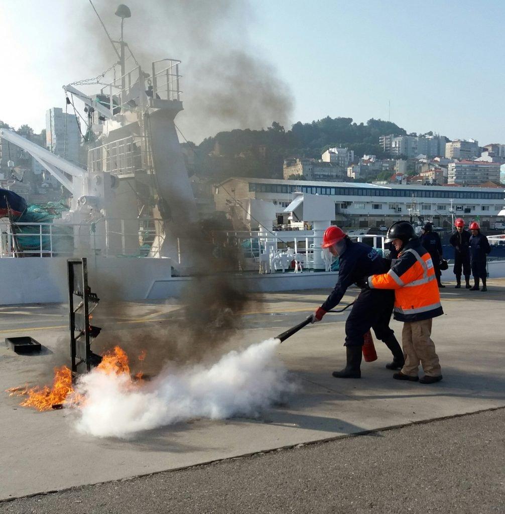 Actualización en Formación Básica en Seguridad Marítima en Vigo