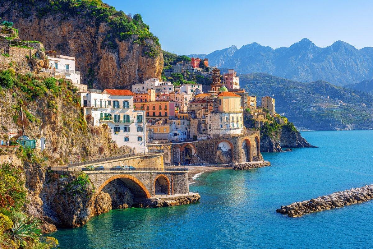 Vacaciones en velero de Ostia a Nápoles