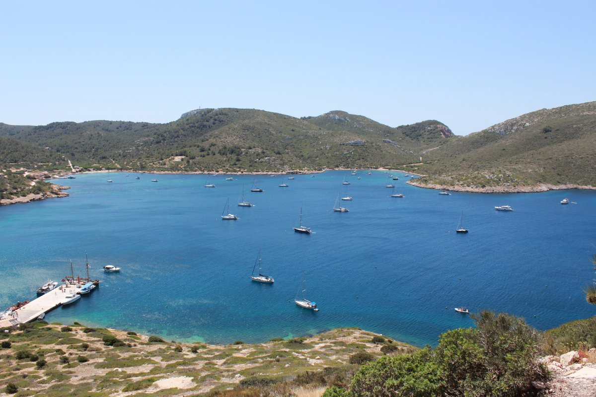Semana Santa en Formentera y Freus