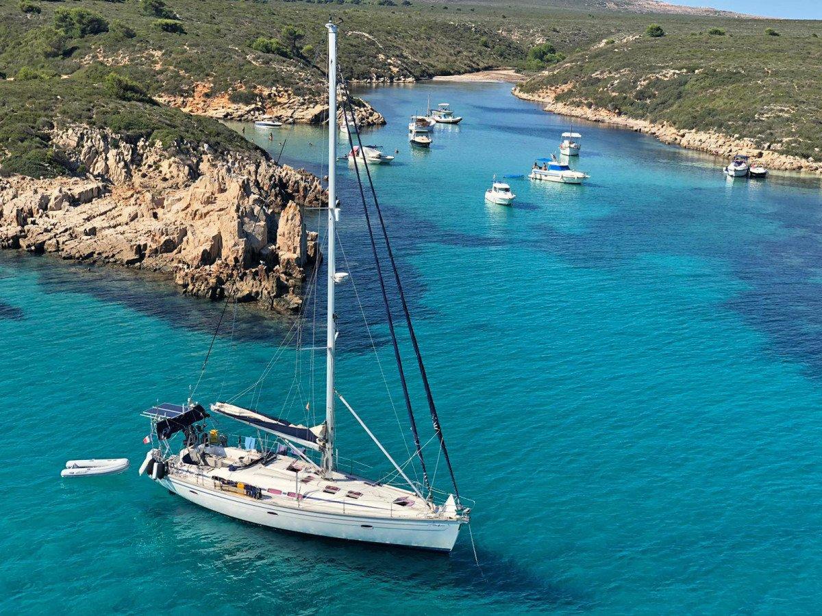 Navega en velero una semana por Mallorca