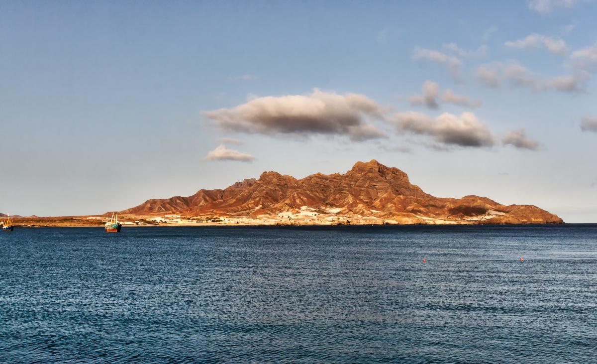 Travesía de Tenerife a Cabo Verde