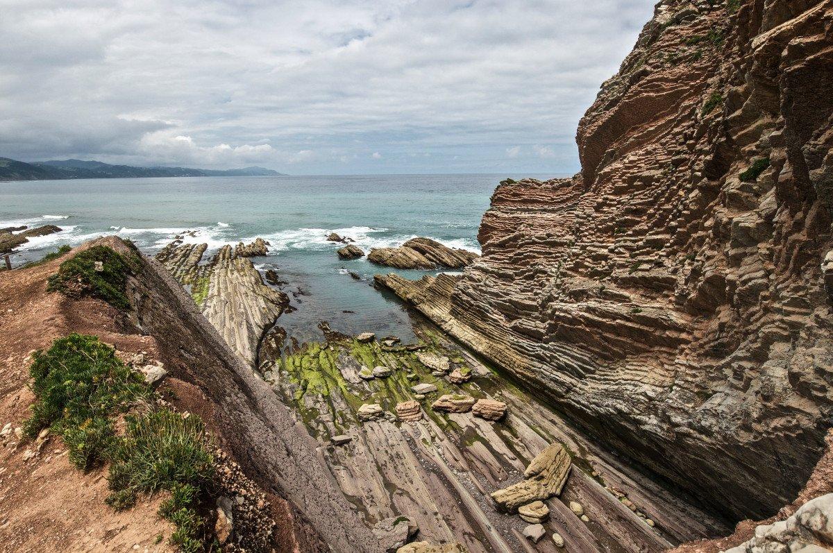 Gita di un giorno in barca a vela lungo la costa asturiana da Luanco