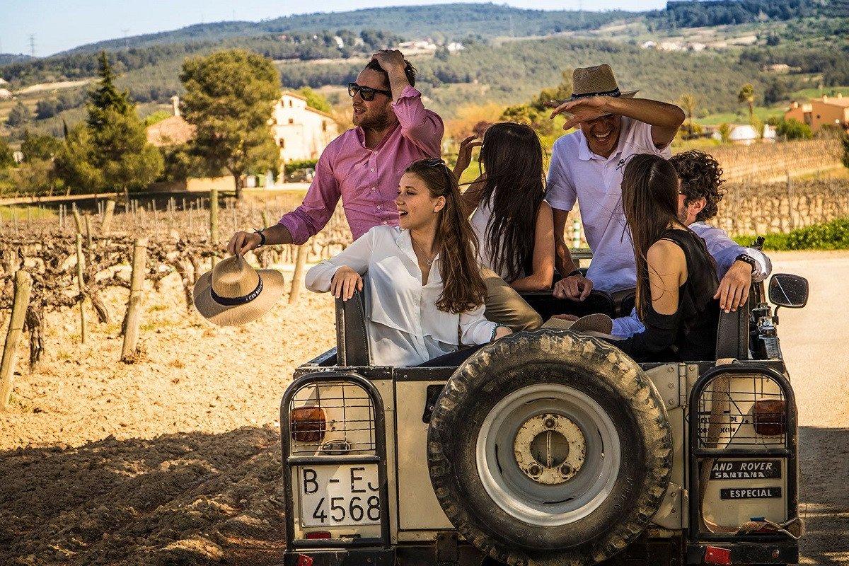 Velero & Tour viñedos Alella desde Barcelona