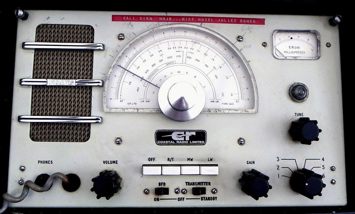 Prácticas de radio PNB en Motril