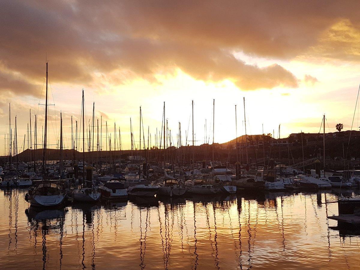 Crucero semana de vela y buceo en Tenerife y El Hierro con 10 inmersiones