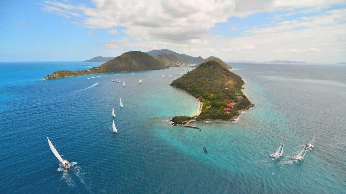 Travesía en flotilla por las Islas Seychelles durante 10 días