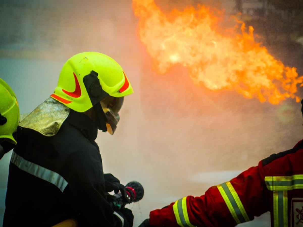 Actualización del curso Avanzado lucha contra incendios en Málaga