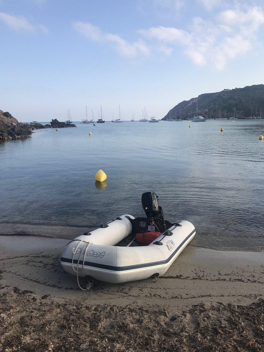 Crucero en velero de una semana por Menorca