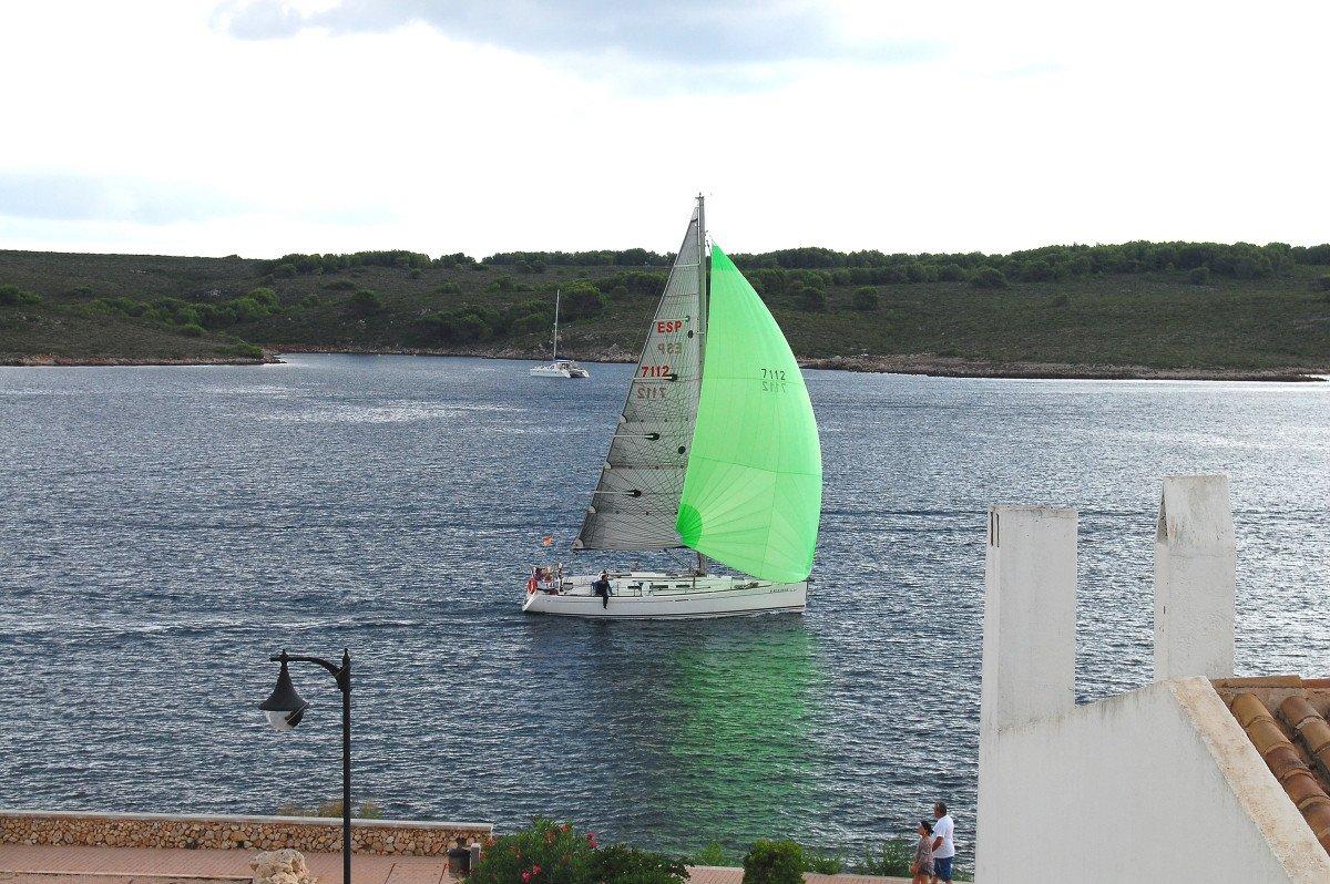 VIII Regata Menorca Reserva de la Biosfera.