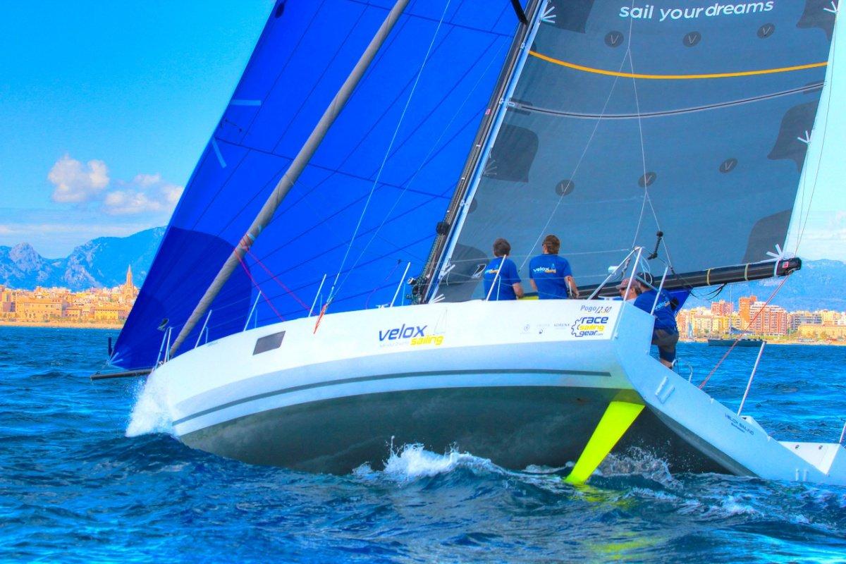 Sportive Day en Alicante. ¡Un día de navegación y velocidad a vela!