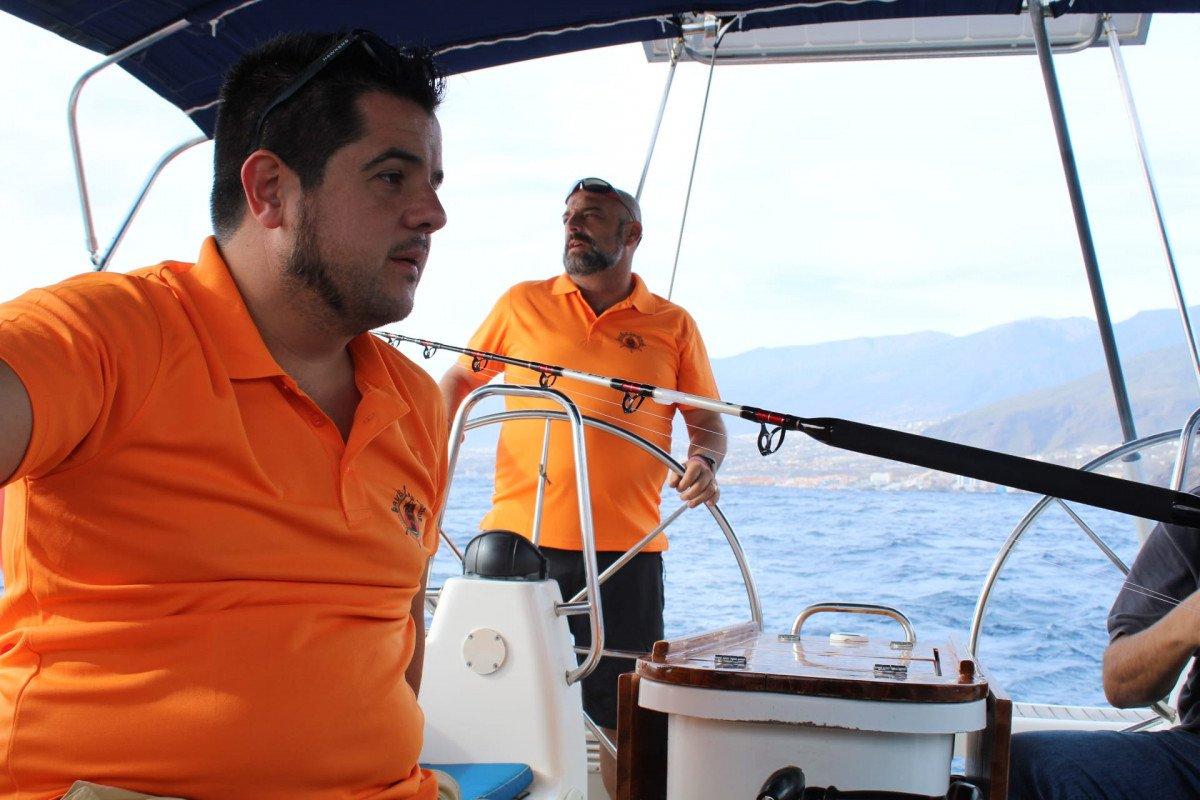 Curso de PER a bordo por Baleares desde Valencia