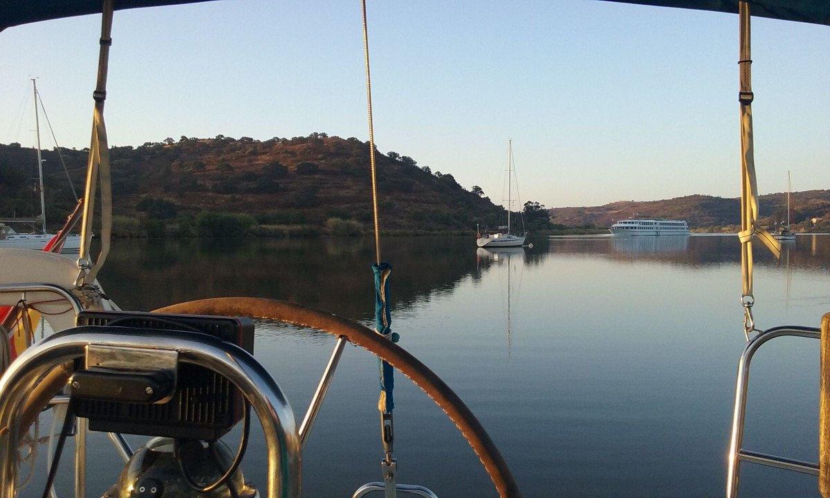 Fin de semana navegando por el algarve