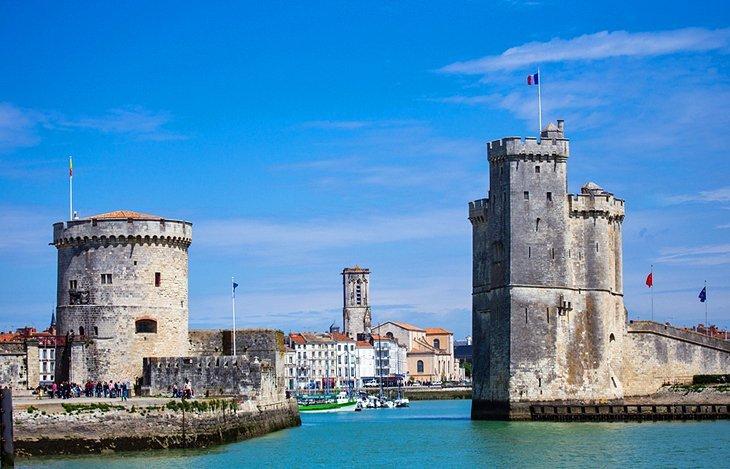 Travesía Santander - La Rochelle - Santander: Vela, vinos y ostras