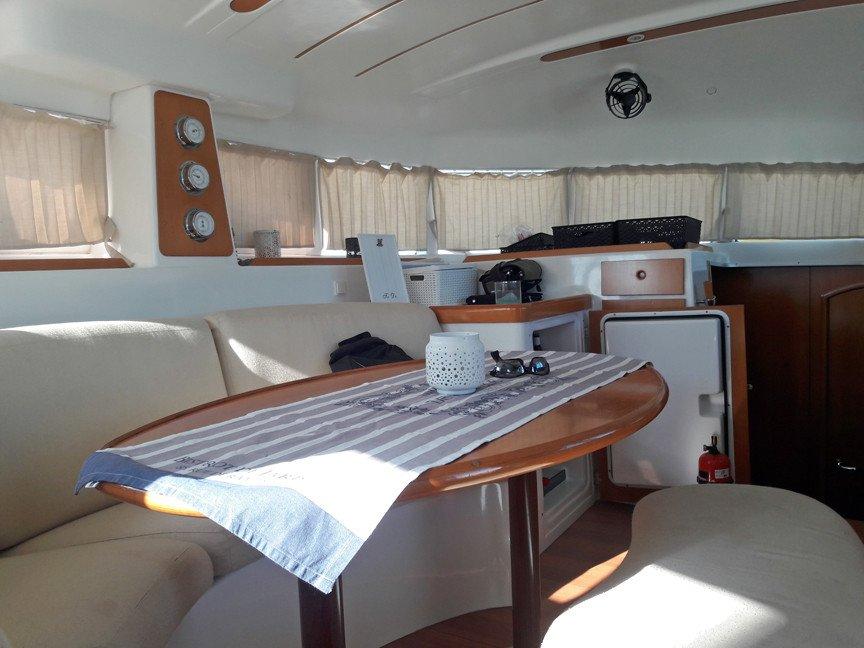 Ruta de la Sal en catamarán desde Denia