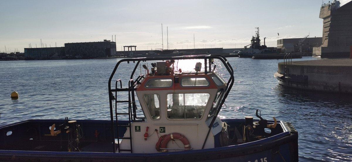 Curso de Patrón Portuario en Barcelona