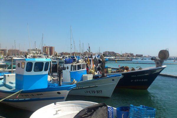 Ruta Marinera en Murcia