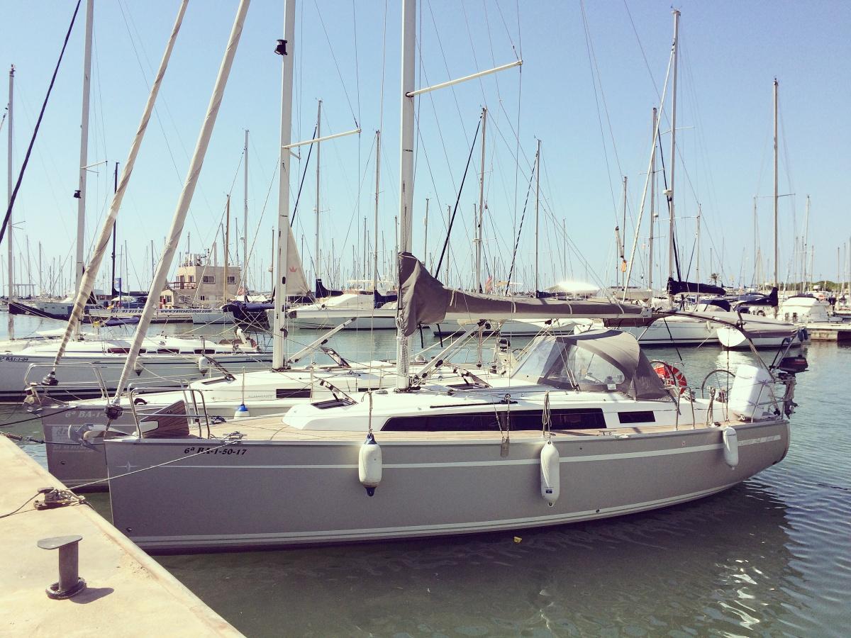 Vacaciones en velero por las calas de Ibiza y Formentera