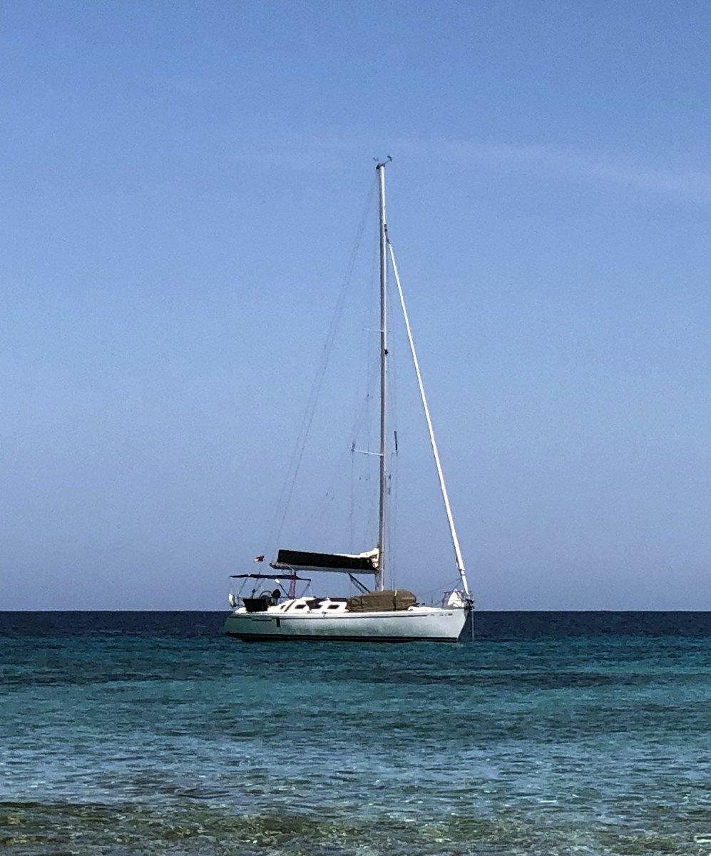 Charter semanal en velero con patrón por Menorca
