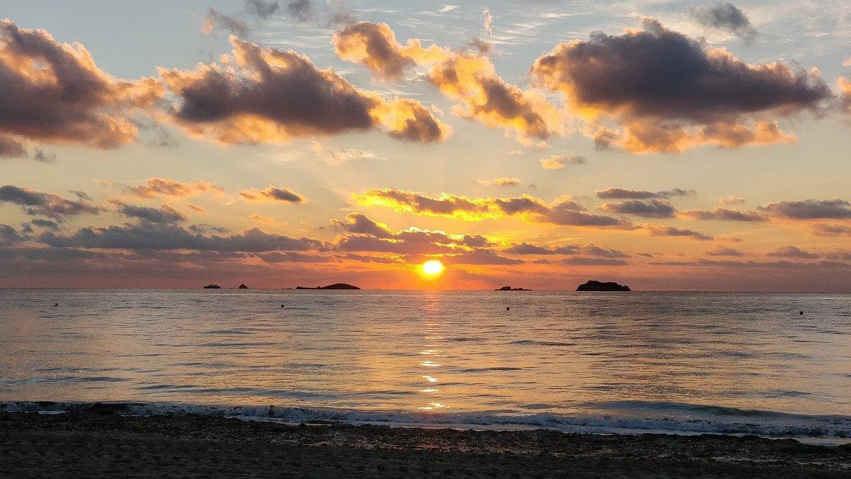 Semana de navegación a vela por Ibiza y Formentera