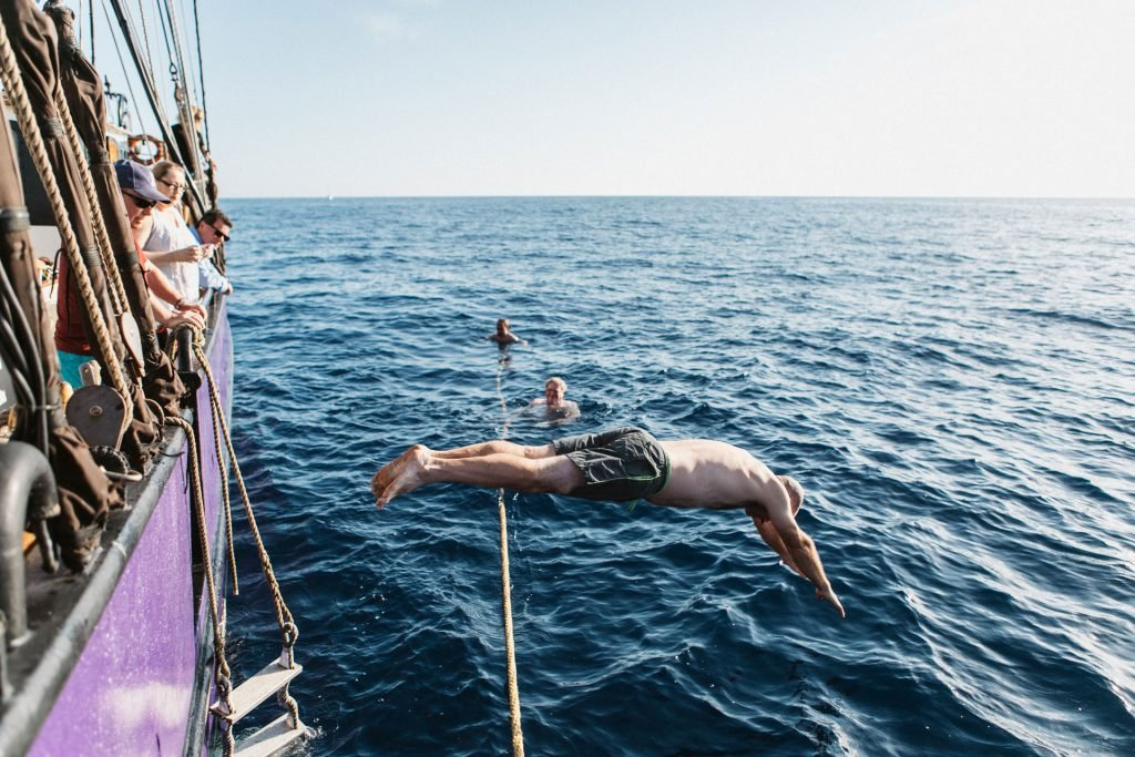 Sailing in the Caribbean: Tobago to Martinique