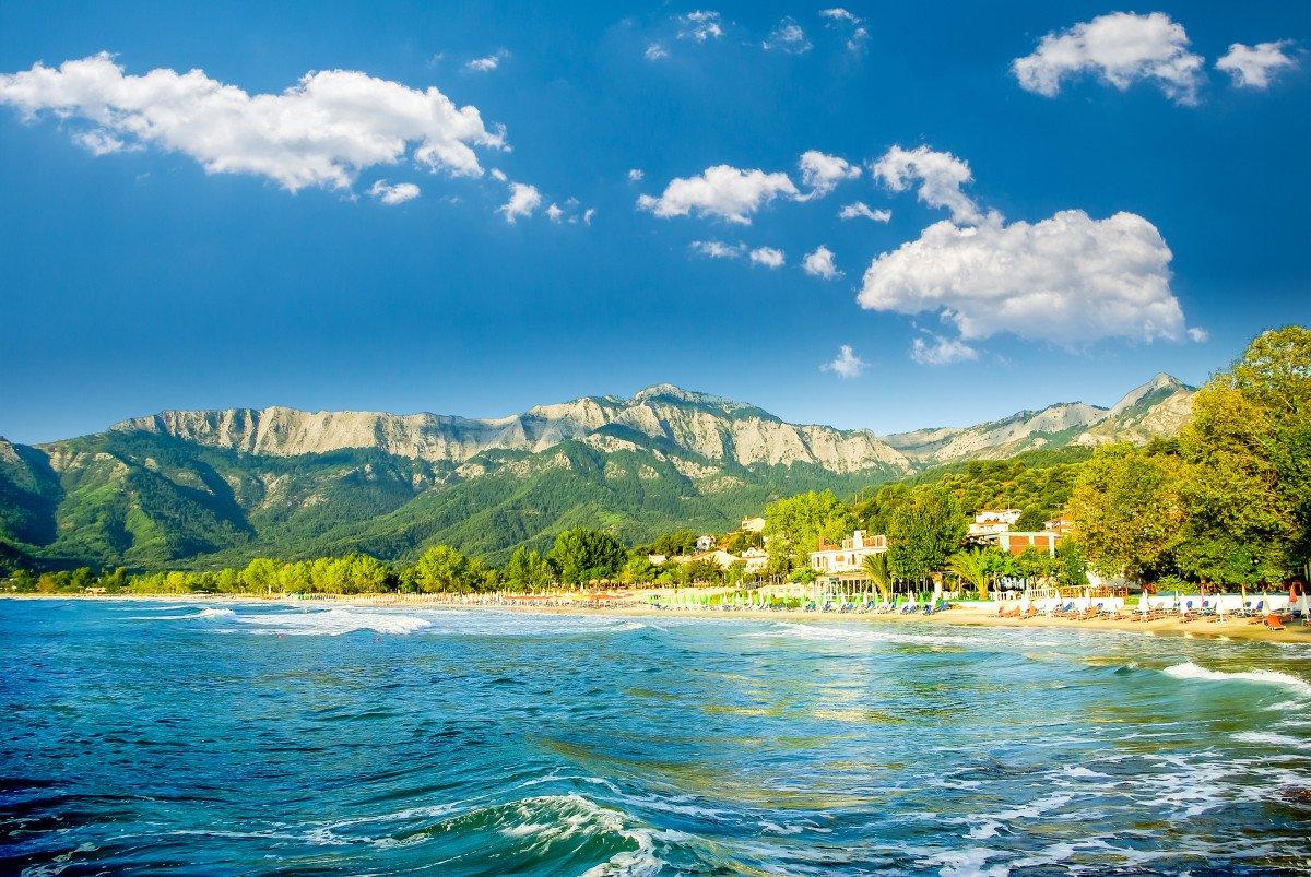 Navega a vela por las islas griegas del Mar Egeo
