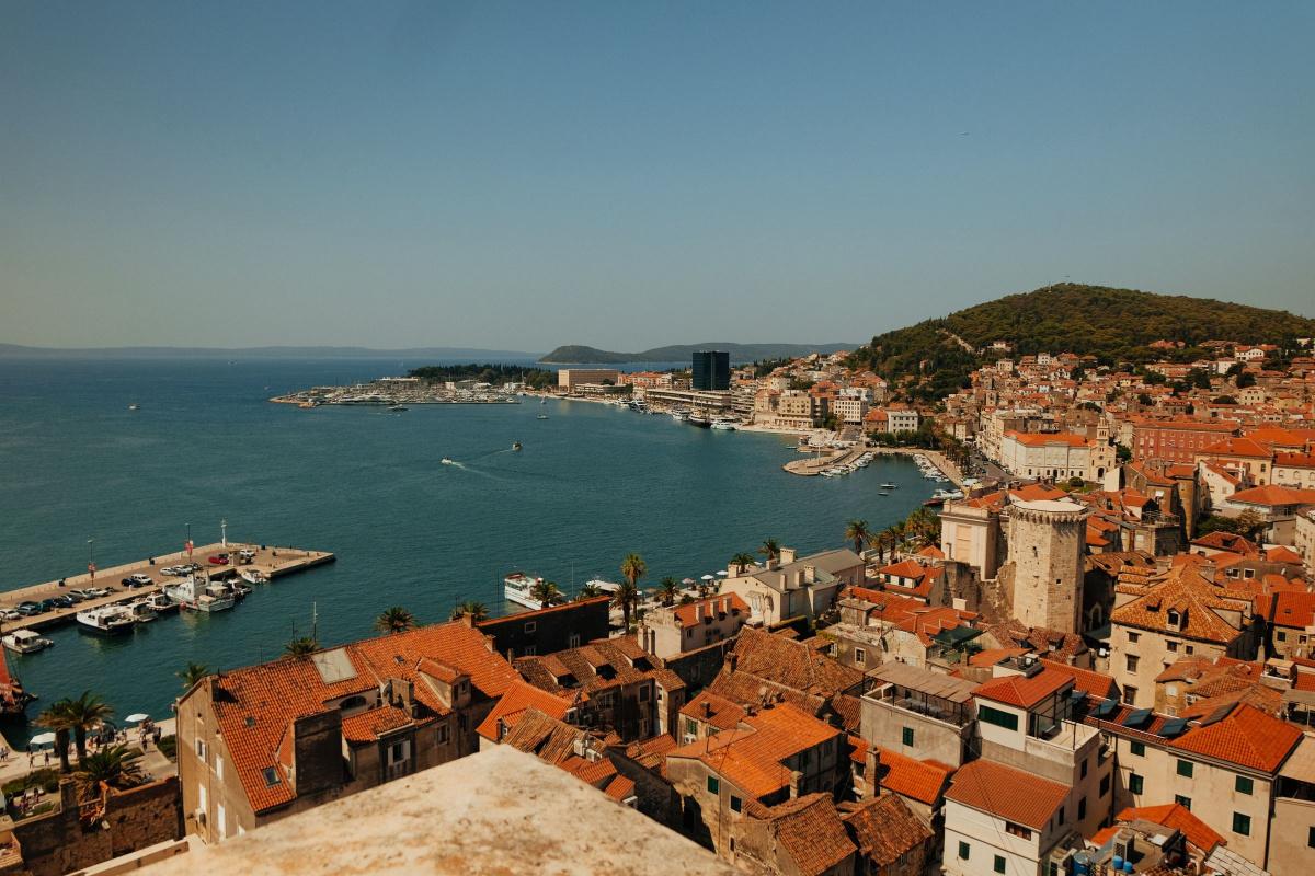 Gulet cruise for a week in Croatia