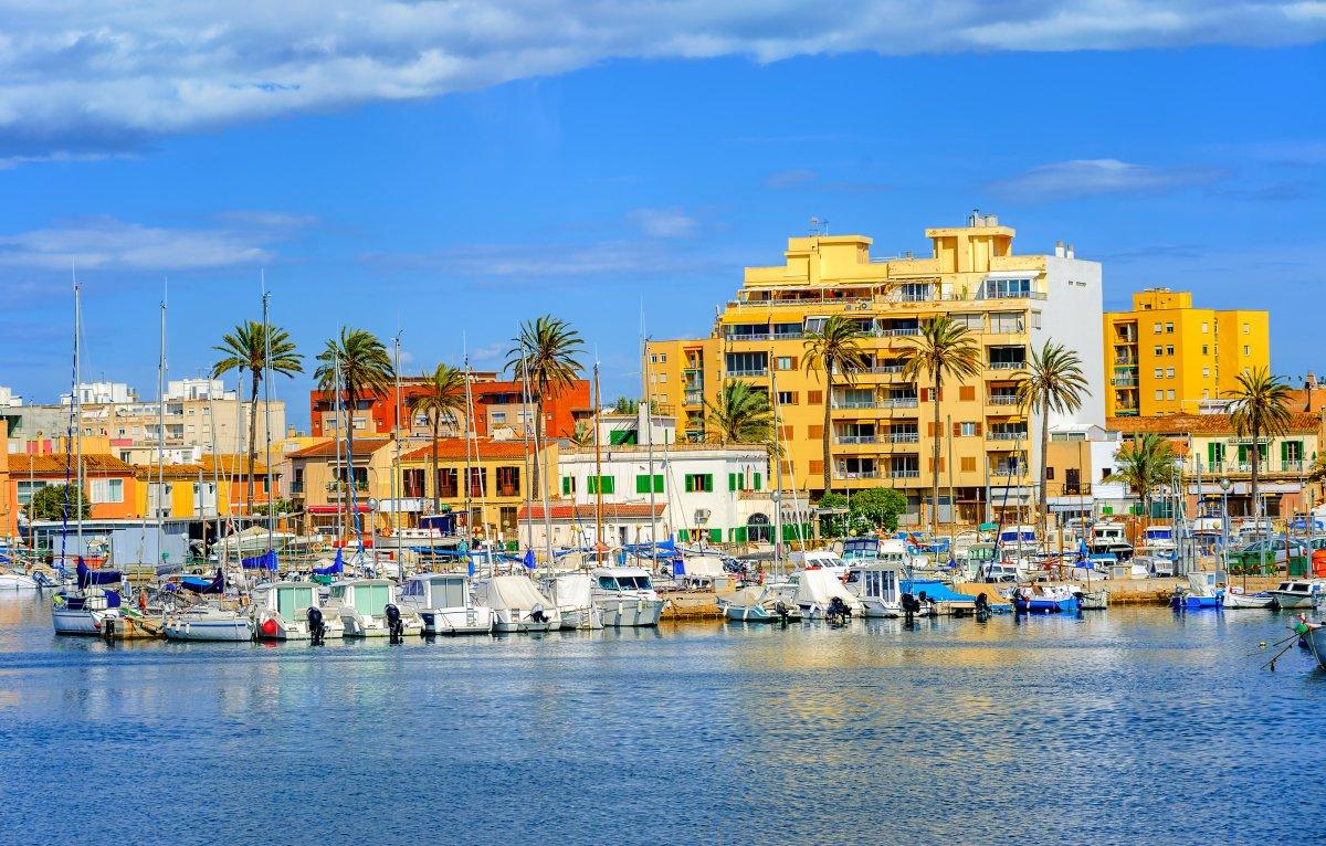 Alquiler de lancha Flyer 8.8 en Palma de Mallorca