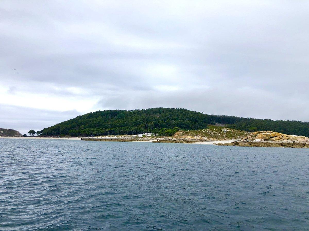 Descubre las Islas Cíes y la isla de Ons del Parque Nacional