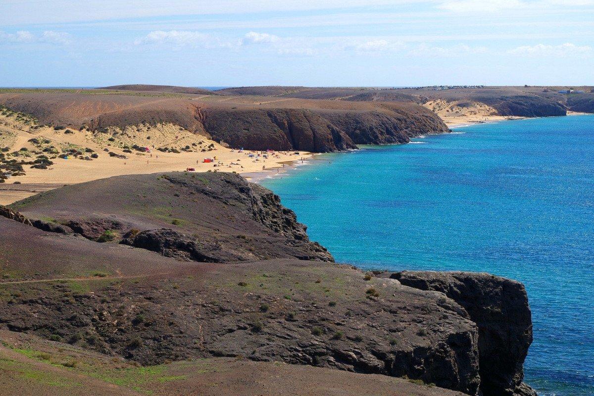 Navegación por Lanzarote, Isla de La Graciosa & Isla de Lobos
