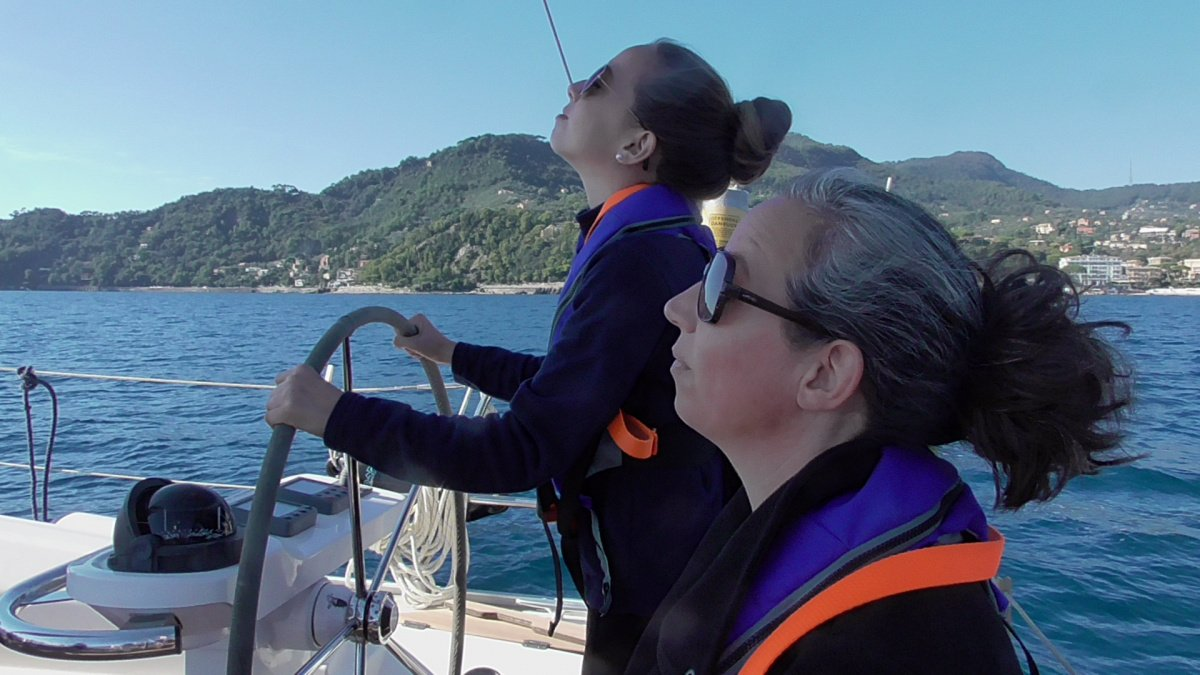 RYA Competent Crew Course, Genoa Italy