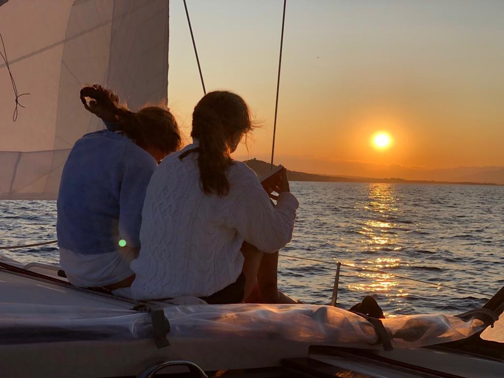 Navega en catamarán de Palamós a Gibraltar