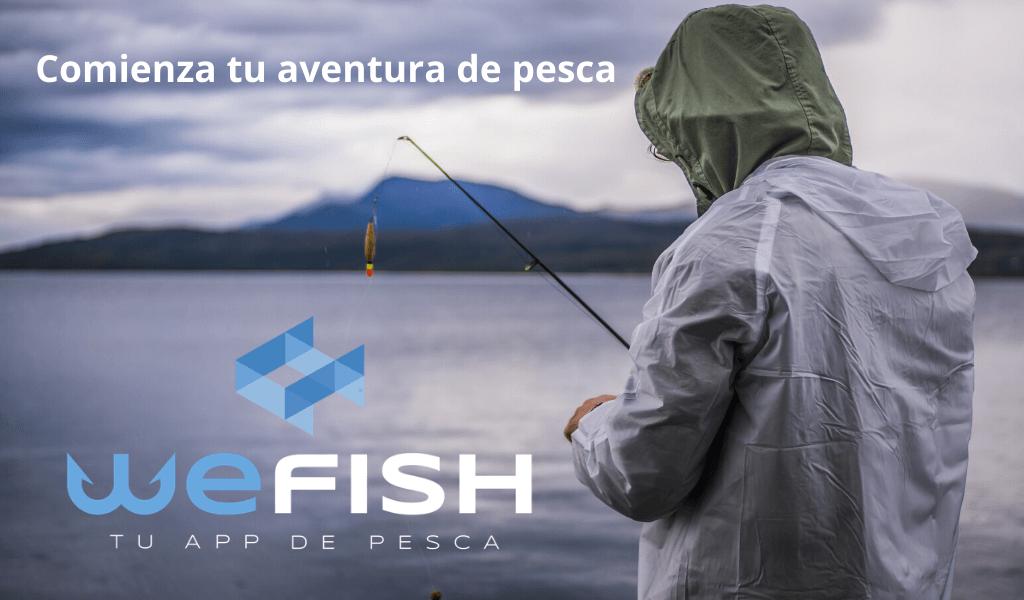 WeFish - App de pesca
