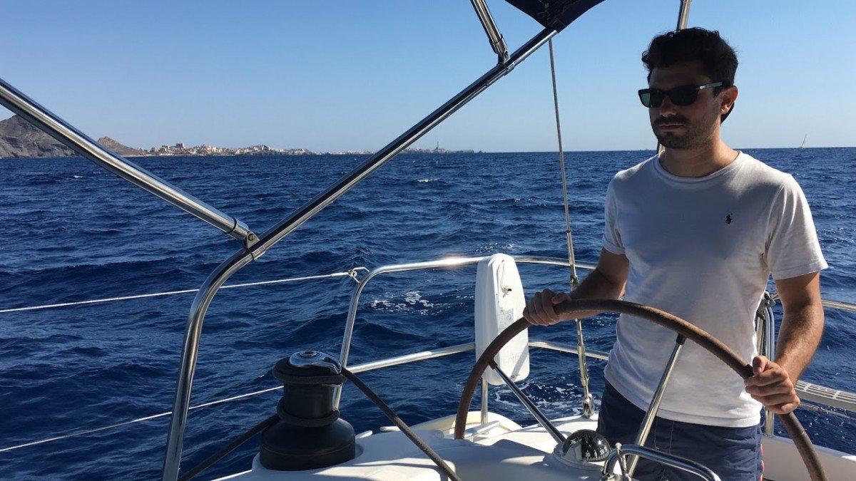 Pack de prácticas PER: Motor+Vela+Ampliación PER en travesía a Ibiza