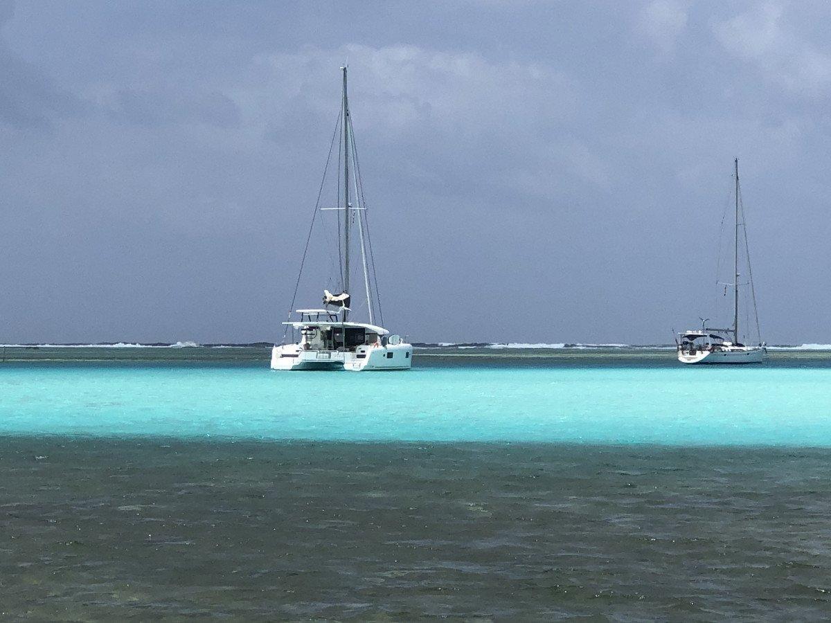 Travesía en catamarán por el Caribe - Cartagena - San Blas - Panamá