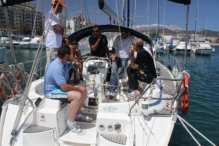 Curso para obtener tu licencia de navegación en Algeciras