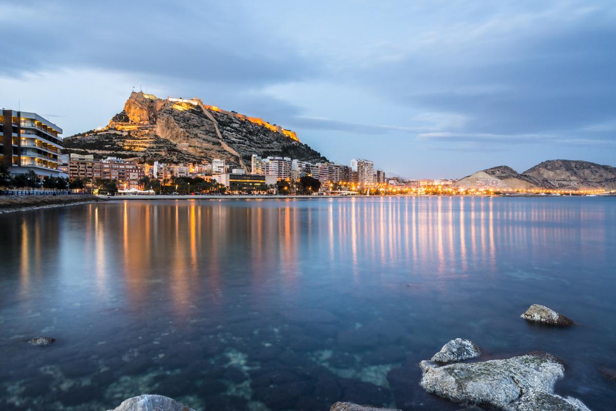 Prácticas de ampliación PER en Alicante