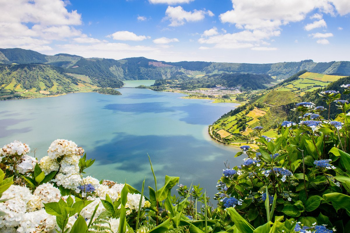 Sail through the Azores on a Tall Ship from São Miguel to Terceira!!