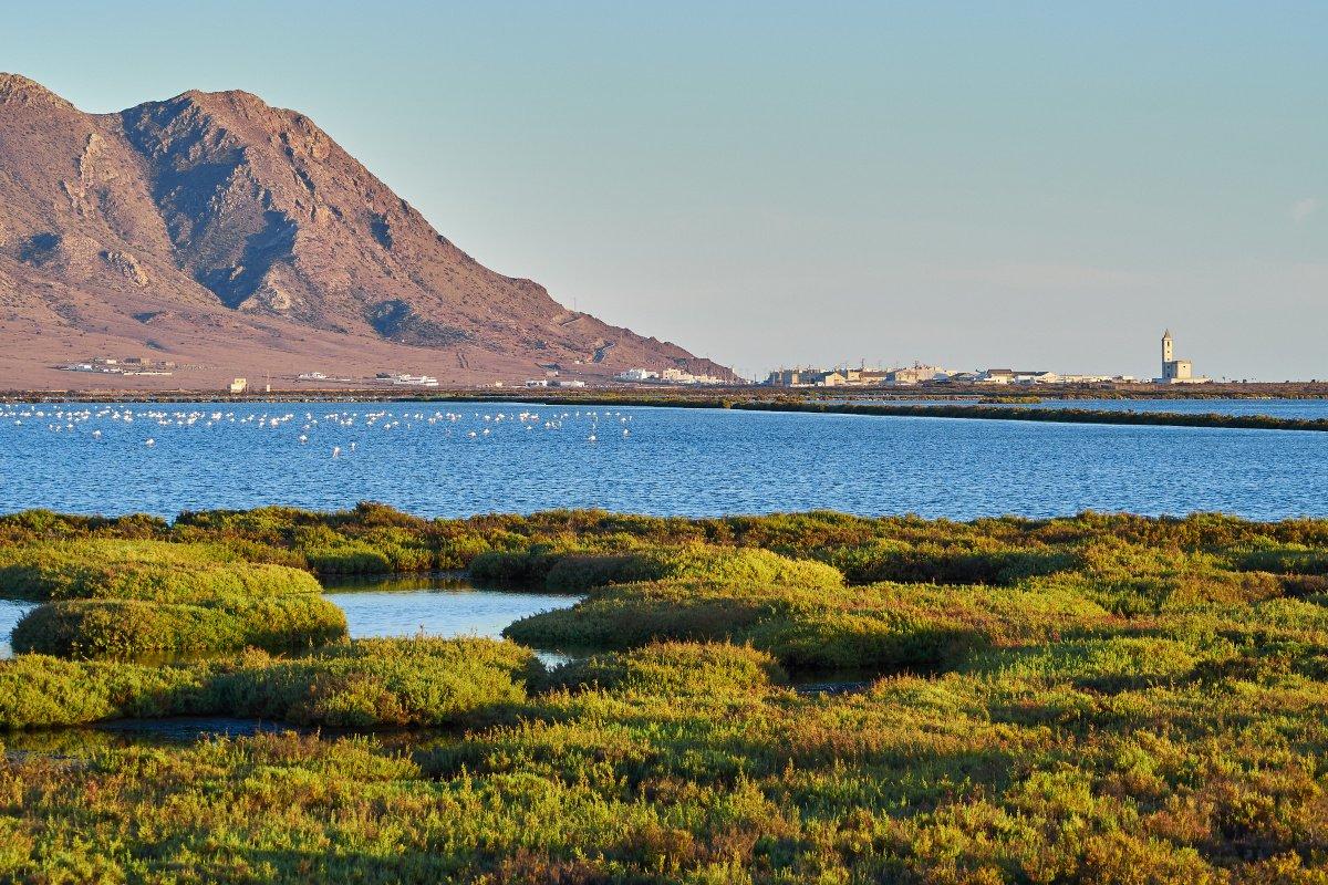 Día de navegación en el Parque Natural Cabo de Gata