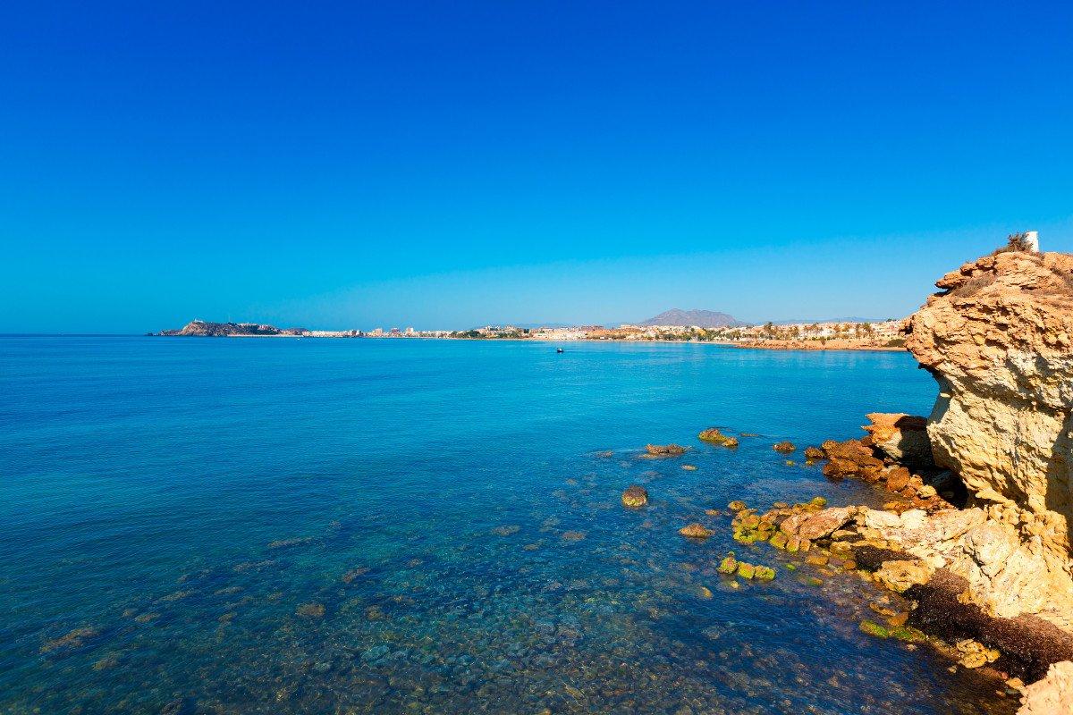 Excursiones a vela en la Bahía de Mazarrón