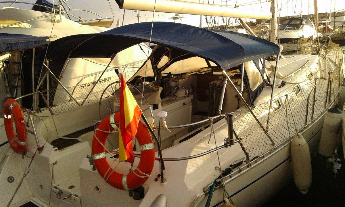 2 días de navegación en Cabrera
