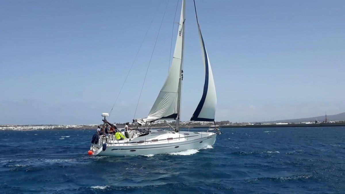 Navega en flotilla una semana por las islas de la Macaronesia