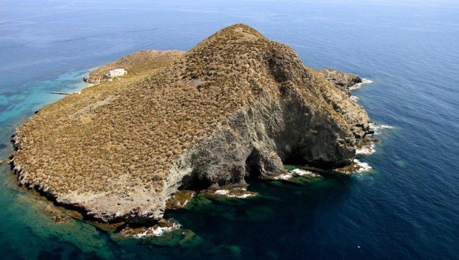 Travesía a Vela Dos Islas desde Santa Pola