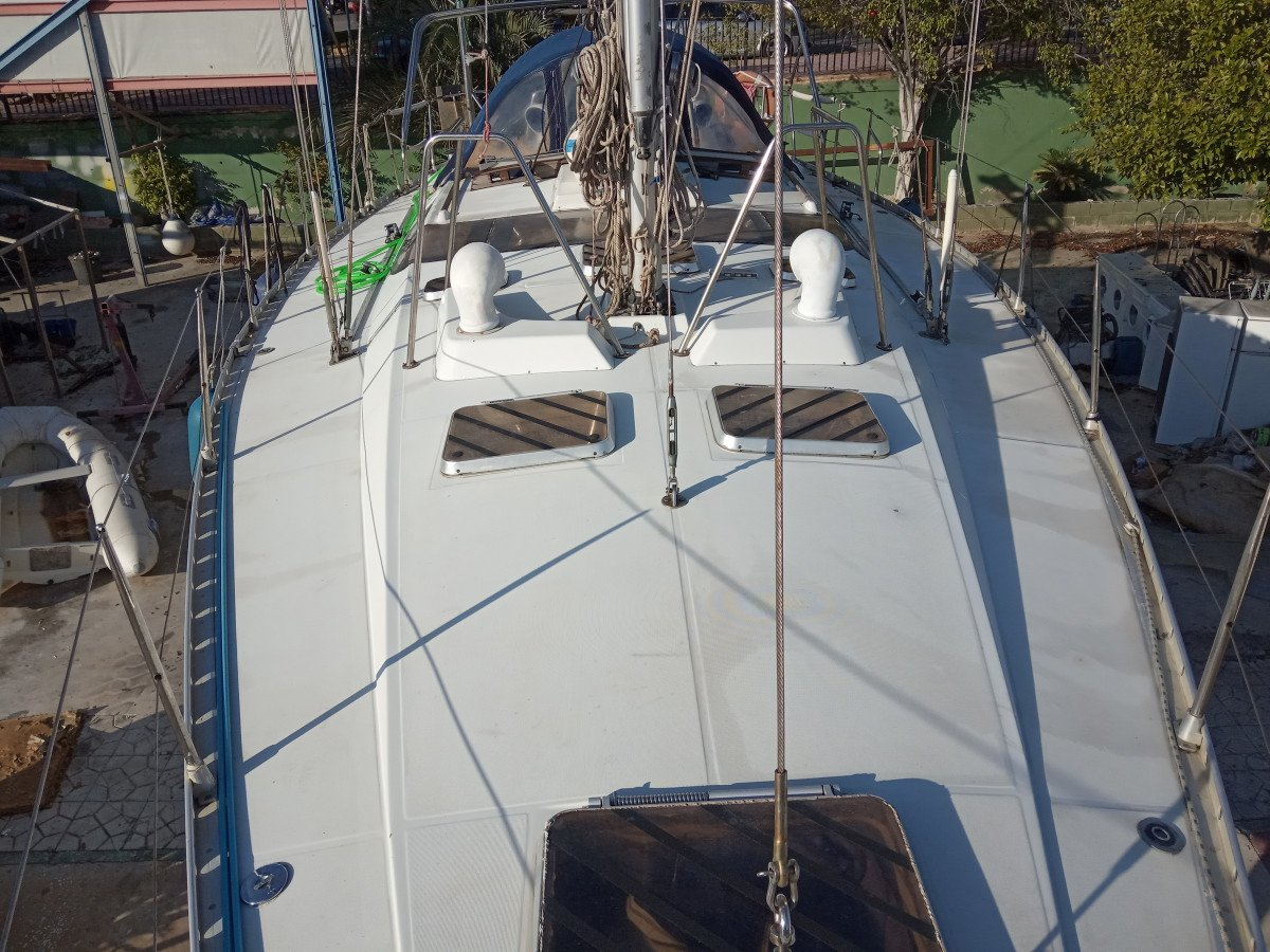 Travesía en velero Islas Baleares - Cerdeña
