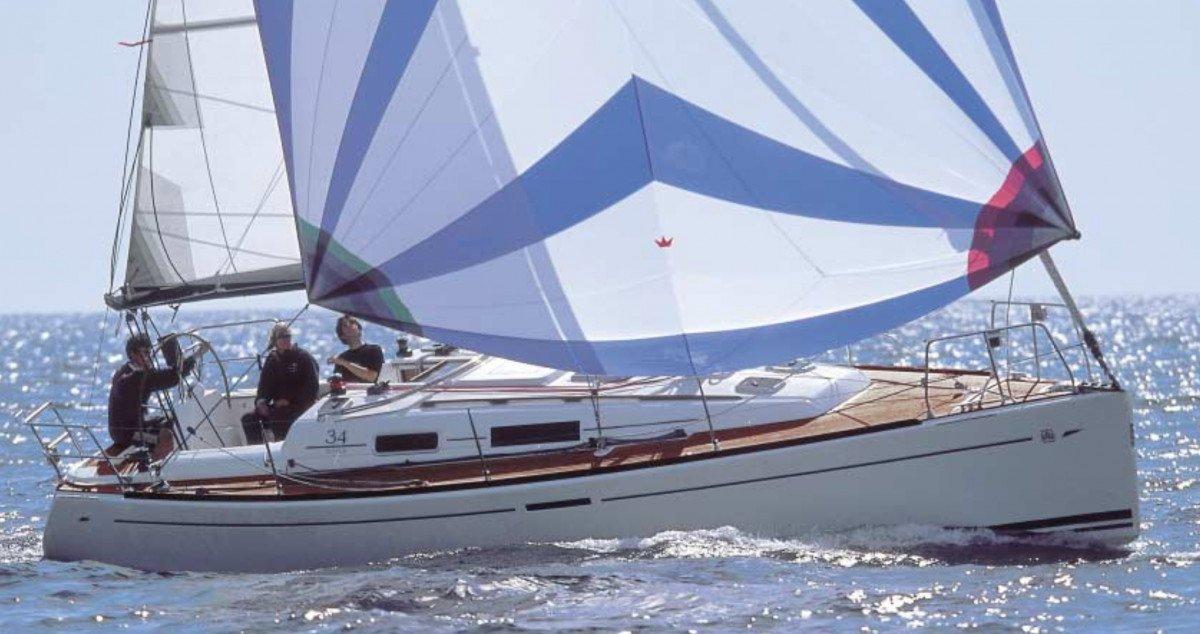Alquiler de velero en Málaga un fin de semana