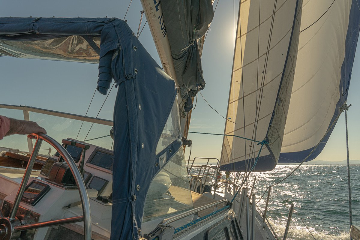 Vacaciones en velero por Ibiza y Formentera
