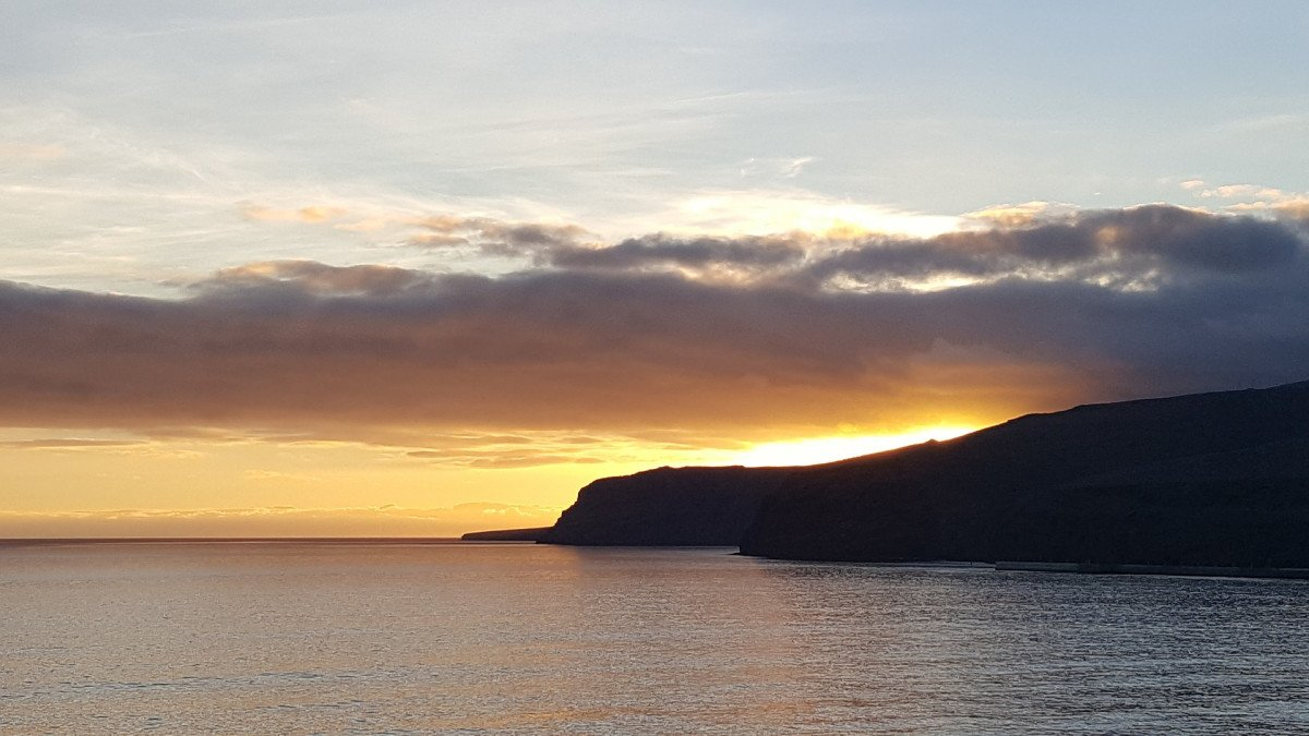 Navega y descubre la Isla de La Gomera y la zona con mayor riqueza de cetáceos