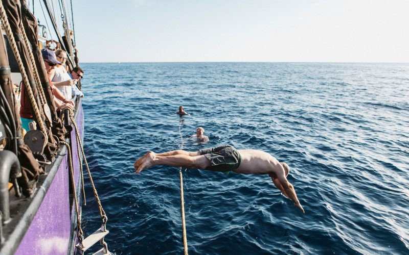 Canary Islands Exploring Under Sail in a Tall Ship