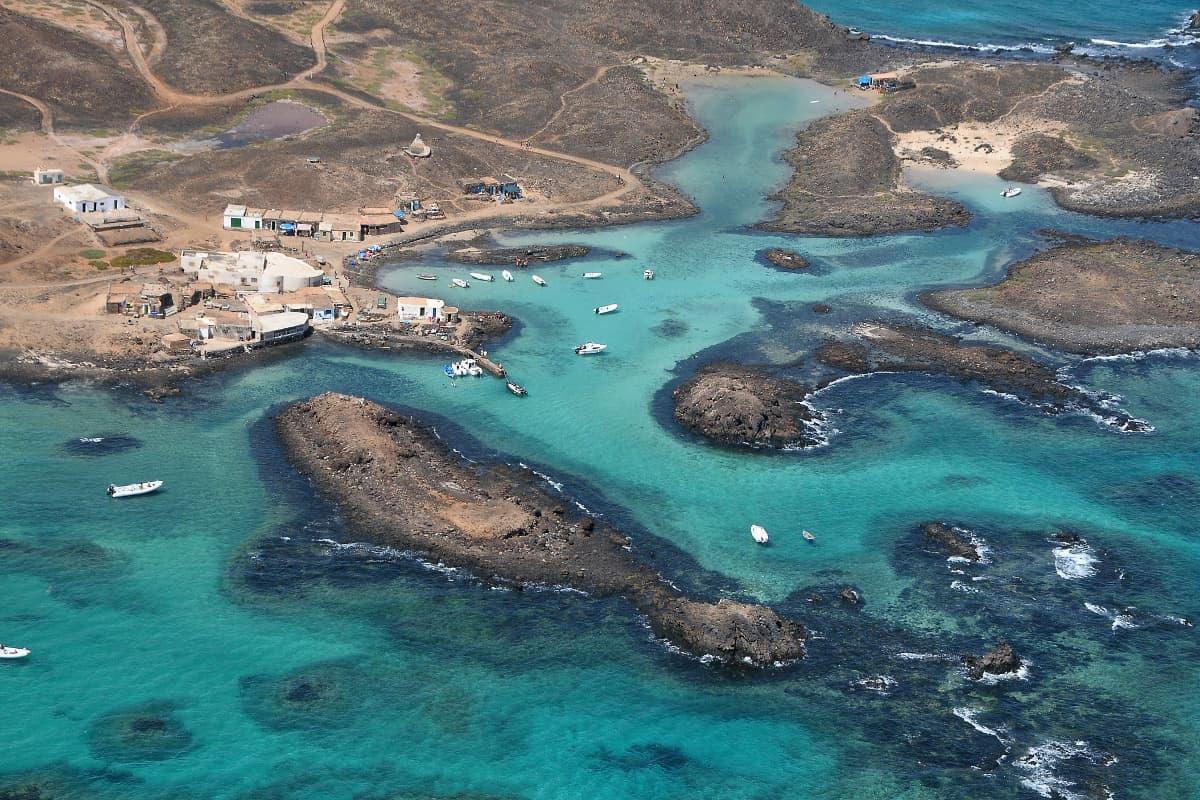 Travesía en velero a Fuerteventura