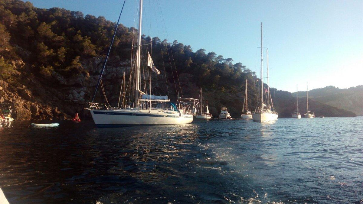 10 días de Vacaciones en velero en Mallorca saliendo desde Valencia